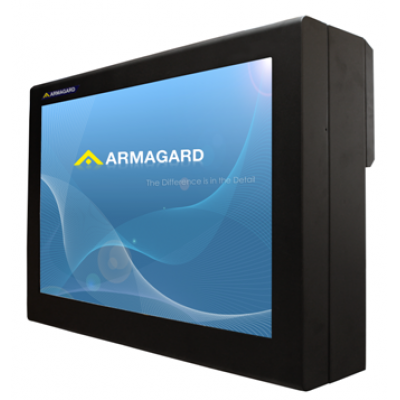 Outdoor digital screen protection from Armagard
