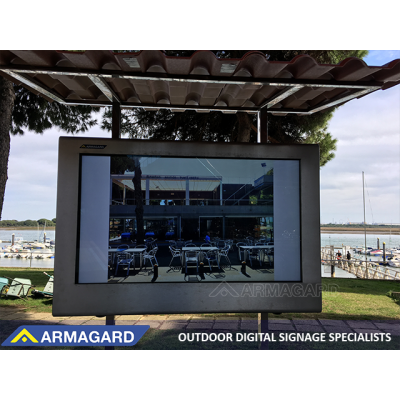 Armagard's stainless steel LCD enclosure will be shown at ISE Amsterdam.