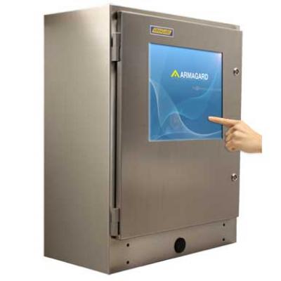 Waterproof Touchscreen enclosure main image