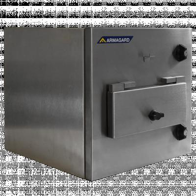 Armgard's stainless-steel, clean room printer enclosure.