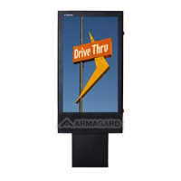 sunlight readable digital totem from Armagard