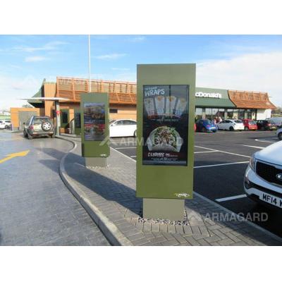 Armagard outdoor digital signage enclosures