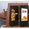 qsr outdoor digital signage in situ image