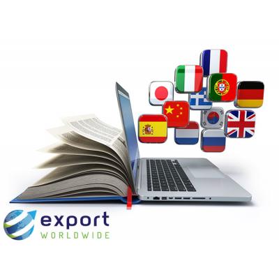 Multilingual content marketing platform