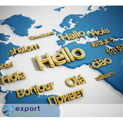 Export Worldwide offers business translation services