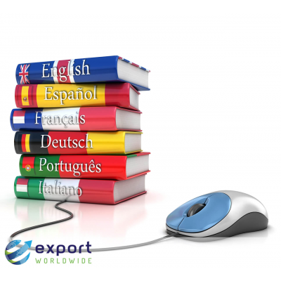 Cost-effectively receive the advatantages of international trade with hybrid translation.