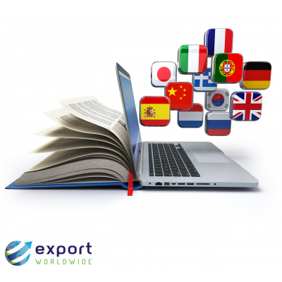 Export Worldwide provides content translation to help your international trade campaign.