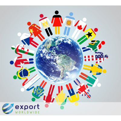 There are many advantages of international trade online, not least selling to more people.