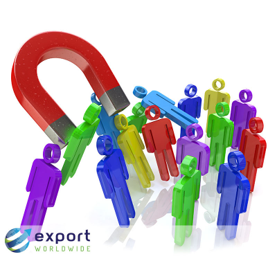 With the advantages of international trade online, you build customer loyalty.