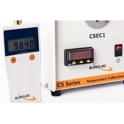 dry well calibrator by Eurolec Instrument