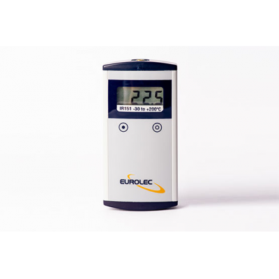 Ifast response infrared thermometer by Eurolec Instruments