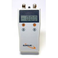 differential manometer and flow meter
