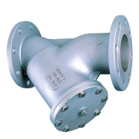 Omega Valves Y strainers