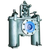 Omega valves strainer valves