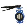 butterfly wafer valve