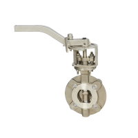 metal butterfly valve types