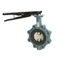 metal alloy butterfly valve types