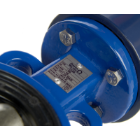 blue electric actuator
