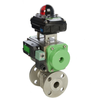 actuator valve from UK with switch box