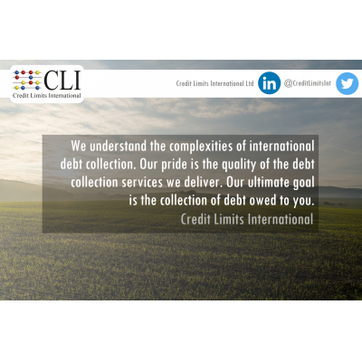 UK Debt Collection requires special skills, good access to information and experience. At CLI we have this know-how for the UK market and we have developed our own negotiation techniques over a 20 year period. If you have not managed to obtain payment from your customers through your own in-house chasing procedures, we will help you collect the debt they owe you