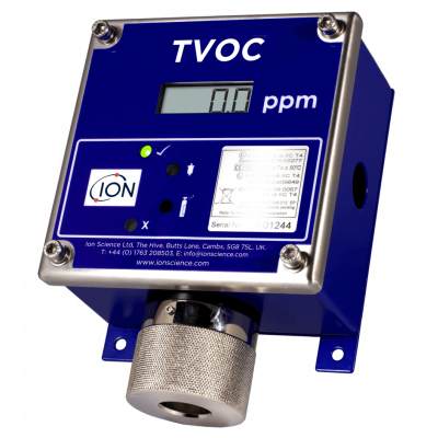 Fixed VOC gas detector