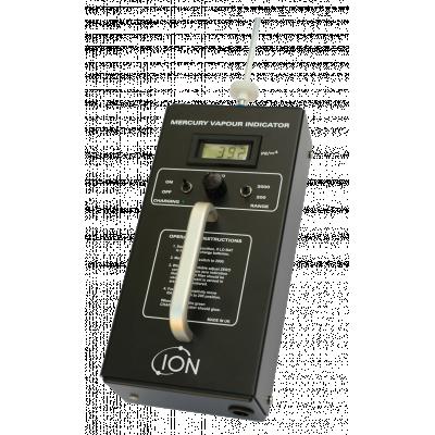 portable mercury vapour analyzer