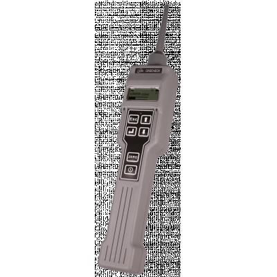 GasCheck Tesla, handheld helium leak detector
