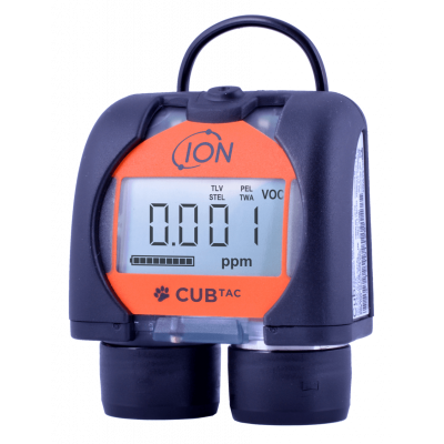 Ion Science, personal benzene monitor manufacturer