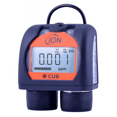 CUB, the personal gas detector