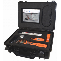 Fire investigation kit by Ion Science