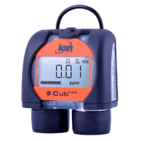 CubTAC, personal benzene gas monitor