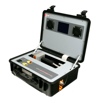 Award winning portable sf6 gas leak detector