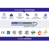 EASYCONNECT cable tray Advantages and Quality certificates