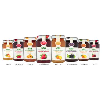 UK manufacturer of jam with no added sugar
