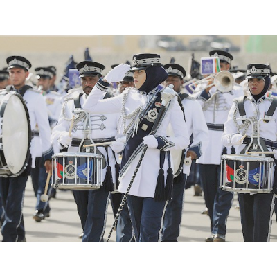 the Oman police band, as BBICO looks at the history of military bands