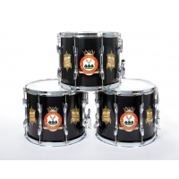 Custom marching band drums from BBICO