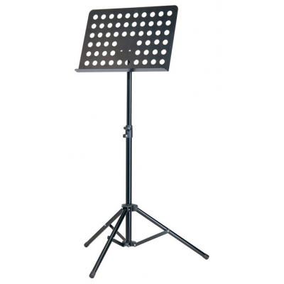 A König & Meyer music stand is a piece of essential military band equipment