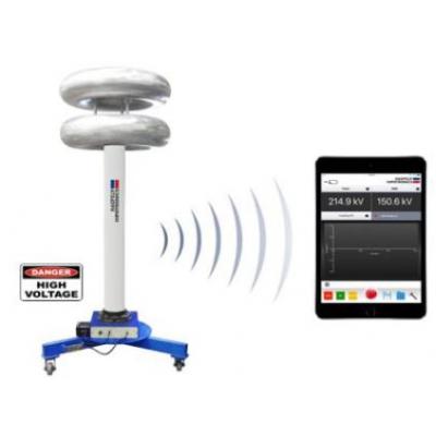 New HAEFELY HIPOTRONICS KVM-W Series Wireless Kilovoltmeters