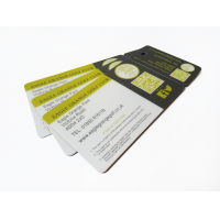 Company Cards custom plastic membership cards