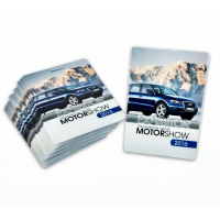 Company Cards custom event passes