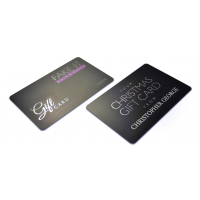 Company Cards plastic gift cards for business
