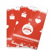 Company Cards custom gift cards for your business
