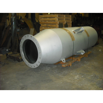 Ventx steam vent silencer