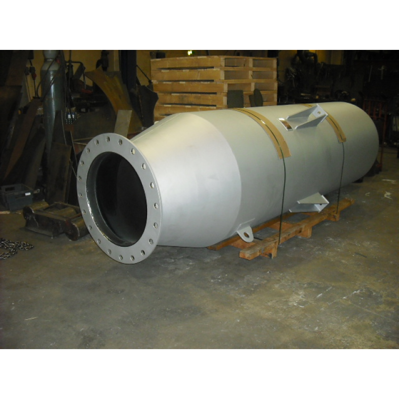 Steam Vent Silencer Ventx Export Worldwide
