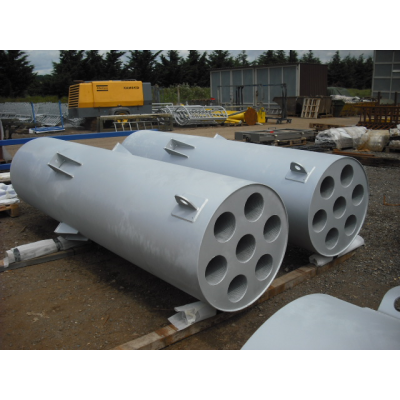 Ventx steam vent silencer manufacturer