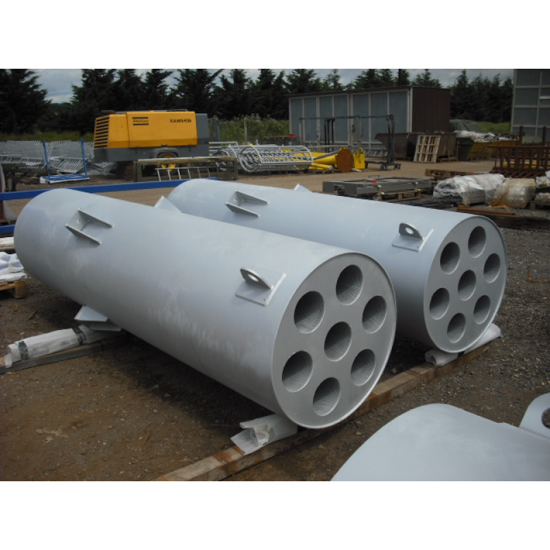 Steam Vent Silencer Manufacturer Ventx Export Worldwide