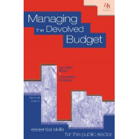 budget training for nonfinancial managers book from HB Publications