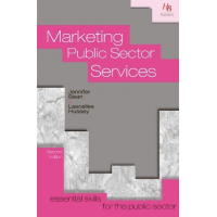 Public sector marketing book