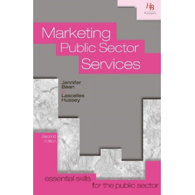Public sector marketing book