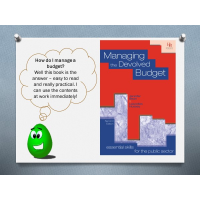 Budgeting for non-profit organizations book